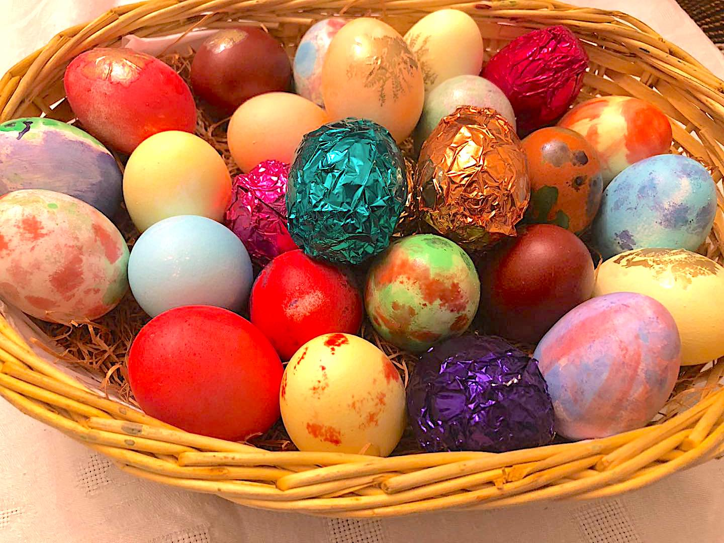 Origins of the Easter Egg Tradition | ART & CULTURE TODAY